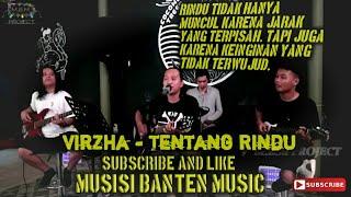 Virzha - Tentang Rindu || Musisi Banten Music