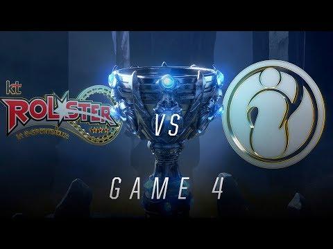 Xxx Mp4 KT Vs IG Quarterfinal Game 4 World Championship Kt Rolster Vs Invictus Gaming 2018 3gp Sex