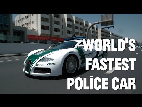 watch The World's Fastest Police Cars