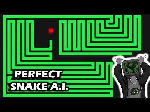 I Created a PERFECT SNAKE A.I.