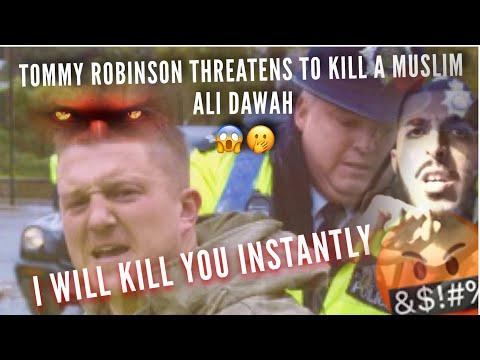 Xxx Mp4 BREAKING NEWS Tommy Robinson Threatens To Kill Muslim 2018 ALiDawah 3gp Sex