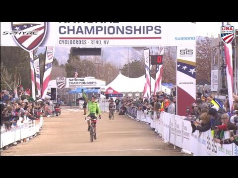 Xxx Mp4 USA Cycling 2018 Cyclocross National Championships Sunday 3gp Sex