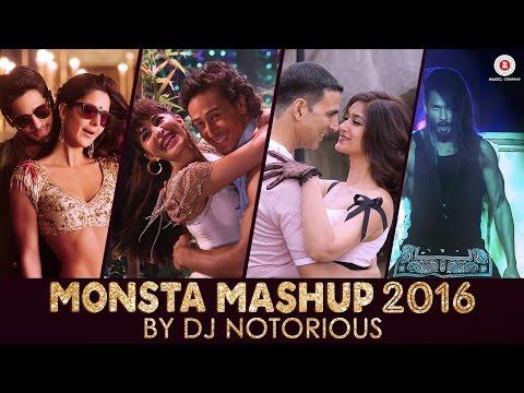 Monsta Mashup 2016 | Best of Bollywood | DJ Notorious | Lijo George