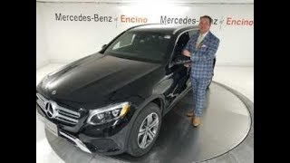 First look & Walk around for Mercedes-Benz GLC 350e Hybrid by Anoush at MBZ of Encino. S2-Ep-3.Farsi