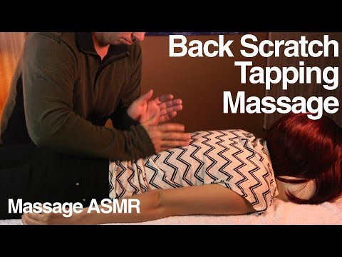 Xxx Mp4 ASMR Massage Tapotement Tapping Back Scratching 3gp Sex