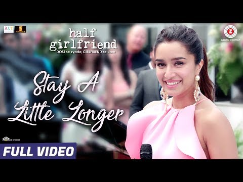 Xxx Mp4 Stay A Little Longer Full Video Half Girlfriend Arjun Kapoor Shraddha Kapoor Anushka Shahaney 3gp Sex