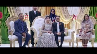 Chicago Indian Muslim wedding highlights Sundus+Asim