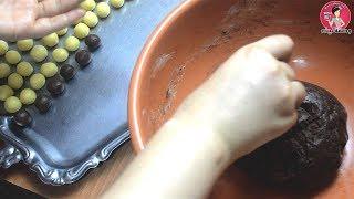 حلوة الوردة بدون طابع او مرشم سهلة ولذيذة و هشيشة