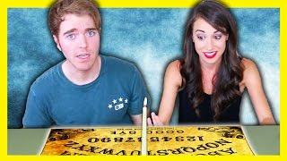 OUIJA BOARD CHALLENGE 2 (with Colleen Ballinger)