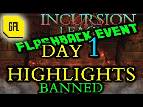 Xxx Mp4 Path Of Exile 3 3 Incursion Flashback League DAY 1 Highlights BANNED 3gp Sex