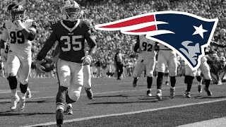 Mike Gillislee Welcome to the Patriots! | 2016 Season Highlights | NFL