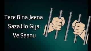 Tere Bina Jeena Saza Ho Gaya ! Lyrics ! ROOH Tej Gill