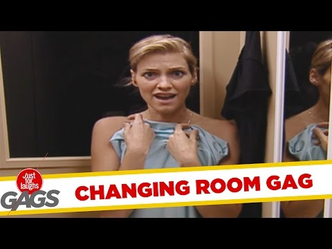 Xxx Mp4 Customers Forced Into Same Changing Room Throwback Thursday 3gp Sex