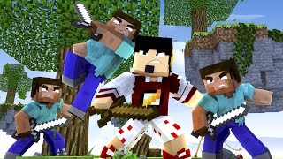 Minecraft: SOZINHO - SKY WARS ‹ AMENIC ›