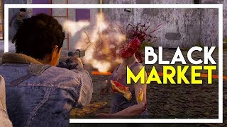 State of Decay 2 Gameplay Walkthrough - Part 15: BLACK MARKET TRADER - CRAZY WEAPONS!