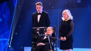 Stephen Hawking: 2013 Fundamental Physics Prize Speech
