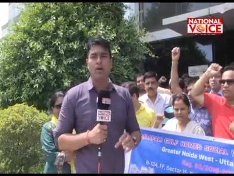 Xxx Mp4 Amarpali Golf Homes Buyers Protest 3gp Sex