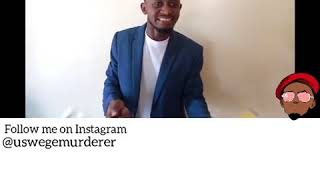 Comedy DAKTARI WA moyo By; uswege murderer