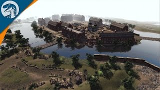 EPIC GIANT FORTRESS BATTLE DEFENSE MISSION | Brest Fortress | Men of War: Assault Squad 2 Gameplay
