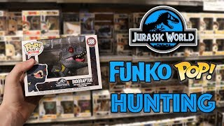 Jurassic World Funko Pop Hunting!