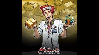 Mutants Genetic Gladiators - Misiones Reto una vez massss