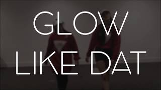 EQHO | Glow Like Dat by Rich Brian | Choreo by Holly & Jenny | Beginners