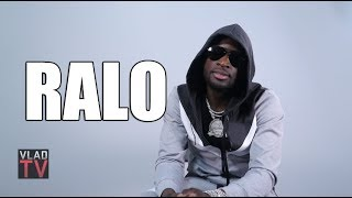 Ralo on Being Shot After Taunting Guys with Guns on Two Separate Occasions (Part 7)