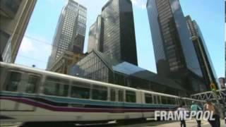 Stock Footage Showreel: Canadian Broadcasting Corporation -- CBC/Radio-Canada
