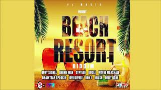 Beach Resort Riddim Mix ►SEPT 2018► Busy Signal,Bugle,Beenie,Gyptian & More (PL Music) Mix by djeasy
