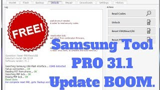 Z3X-BOX Samsung Update. Samsung Tool PRO 31.1...