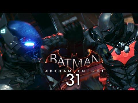 BATMAN: ARKHAM KNIGHT [031] - Besuch macht kluch! ★ Let's Play Arkham Knight