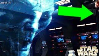 NEW Last Jedi Images! Kylo Ren vs. Rey (MINOR SPOILERS) - Star Wars Explained
