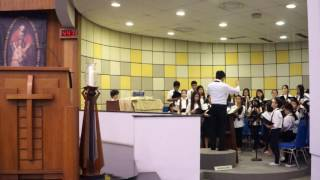 O Datanglah Imanuel PS 443 by Canto d