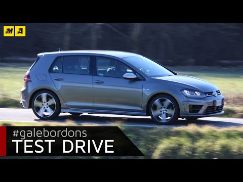 Volkswagen Golf R 5 porte test drive AMboxing