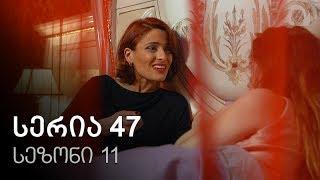 ჩემი ცოლის დაქალები - სერია 47 (სეზონი 11)
