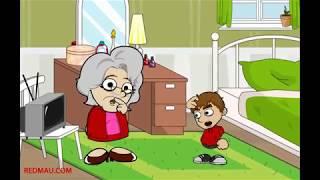 Chiste de Pepito - Novio de la abuela