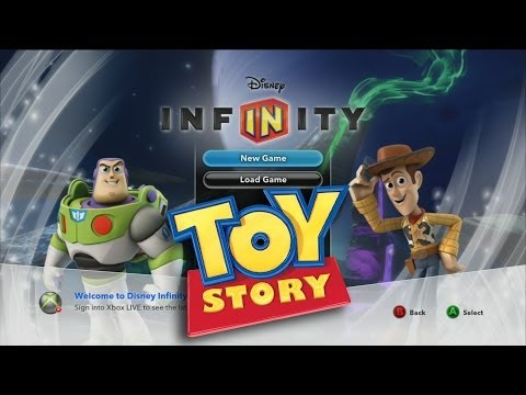 lets play disney infinity toy story in space playset part 2 - Toy Story Activity Center Download