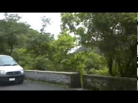 Mount Abu mountain tour road going up