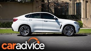 2016 BMW X6 30d Review | CarAdvice