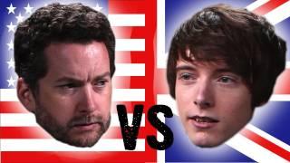 RT Shorts - AMERICA VS. ENGLAND!!!