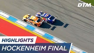 Highlights Race 2 - DTM Hockenheim Final 2017