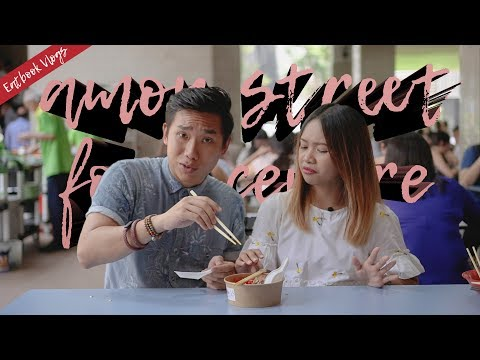 GUIDE TO AMOY ST FOOD CENTRE | Eatbook Vlogs | Ep 55