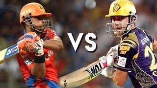IPL-10:GL VS KKR Highlights | KKR का शानदार आगाज, पहले में 10 विकेट से जीत