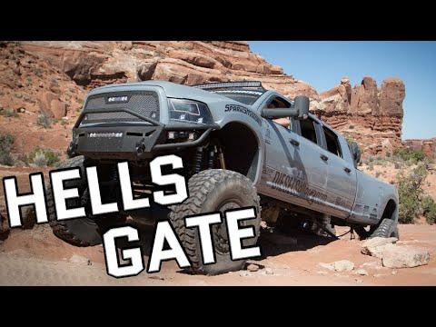 Mega Ram Runner Takes On Hells Gate