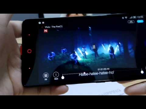 ZTE Nubia Z7 Max Unboxing & Phone Review ( Music , Game , Video , Call ,Setting ....) - PakTune World's #1 Video Portal Fastest