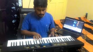 24 Naan un alaginile song theme by Praveen