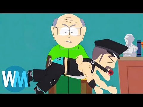 Xxx Mp4 Top 10 South Park Jokes That Crossed The Line 3gp Sex