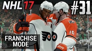 NHL 17 Franchise Mode | Sacramento Flyers | EP31 | UNSTOPPABLE OFFENSE (Game 62 S3)