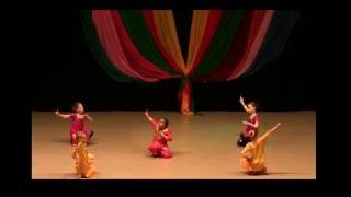Kids Dance Vaisakhi 2016