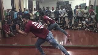 Shubhankar (Hectik) @DANCE +...  Work Shop in SAM D PLANET